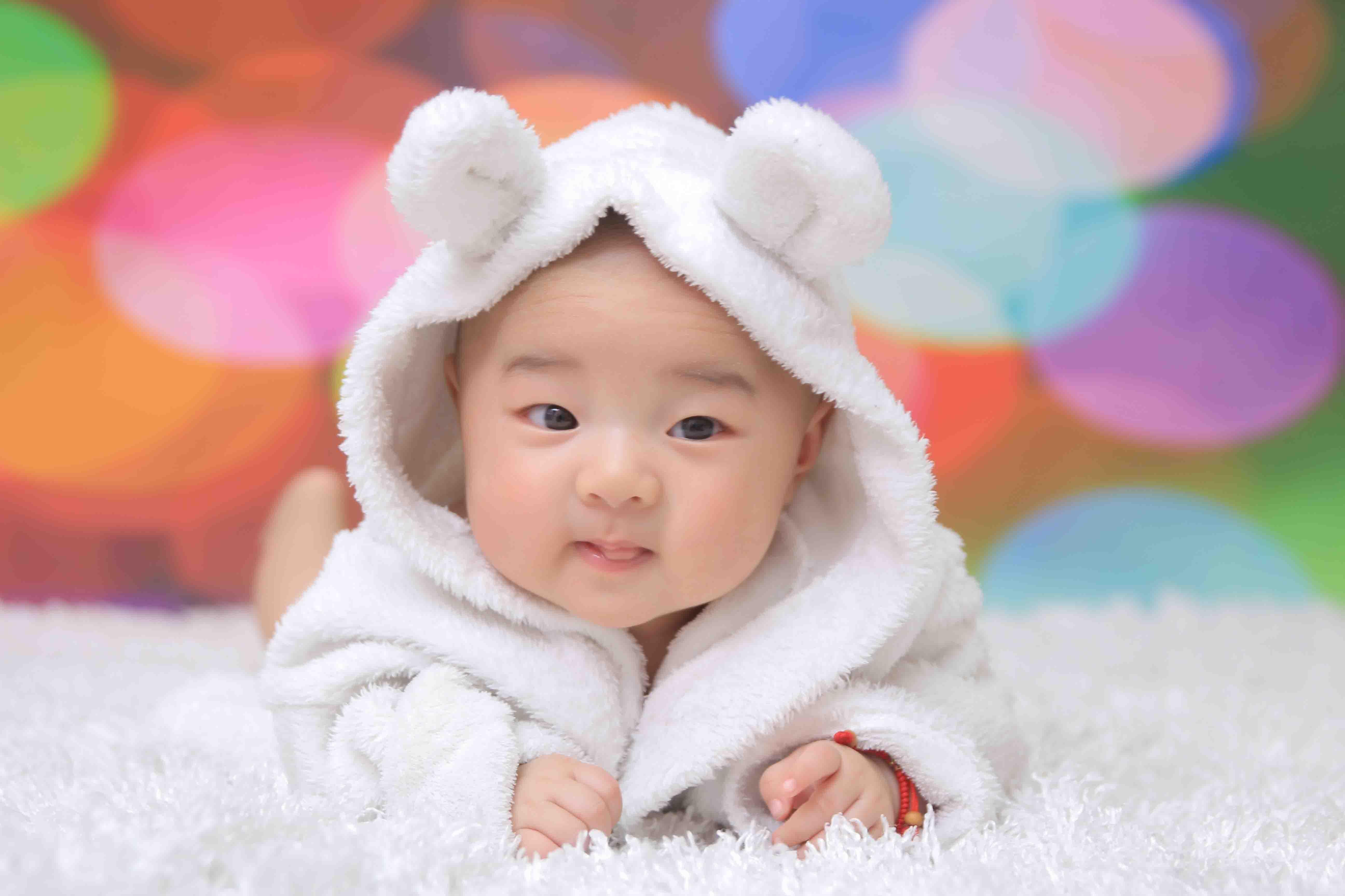 韩国可爱萌小孩头像